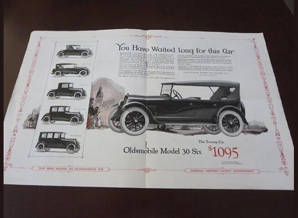 Old Car Brochures Online