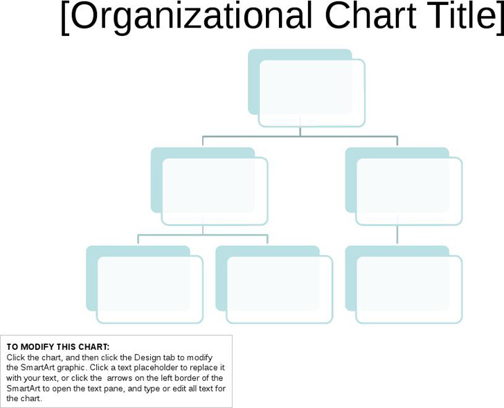 Organizational Chart (Basic Layout) 1