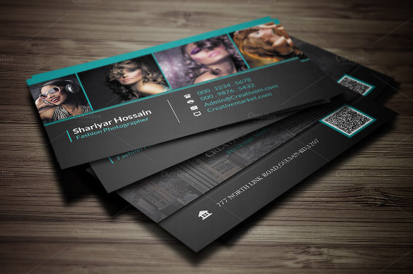 Photography Business Card Download