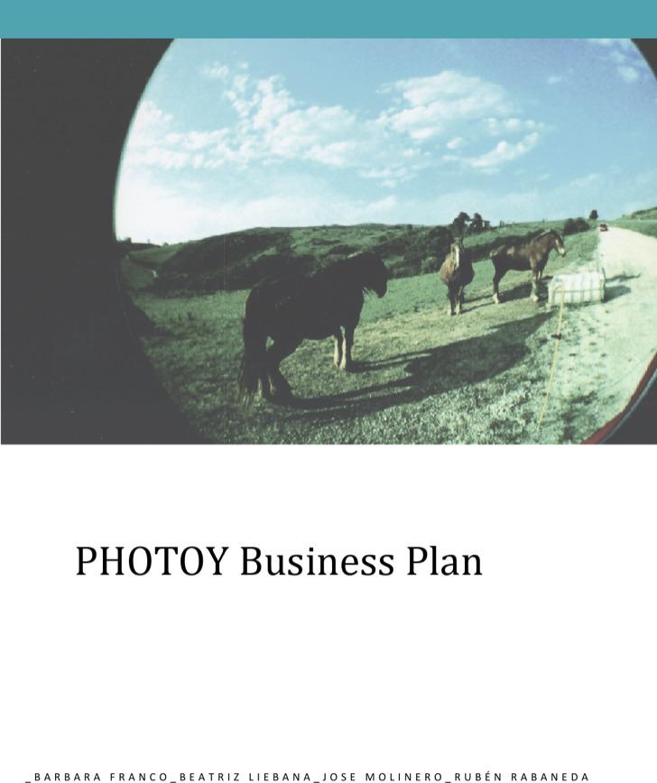 Photography Business Swot Analysis