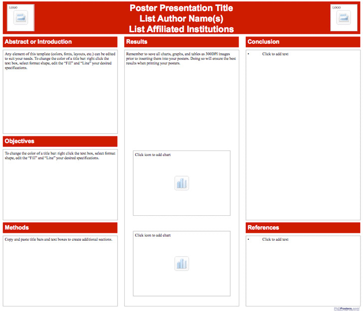 Powerpoint Poster Templates (42