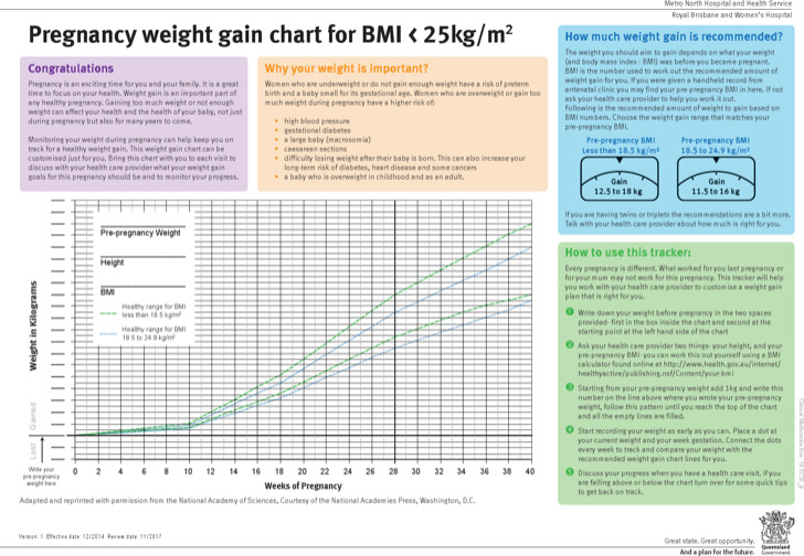 3 Sample Baby Weight Gain Charts Free Download