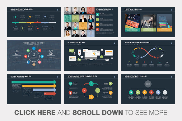 Premium Download Best Creative Innovation Powerpoint Template