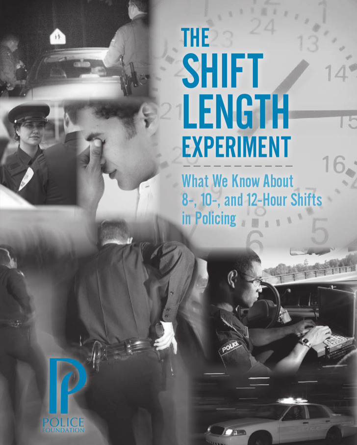 Printable 12 Hour Shift Length Experiment Pdf Format