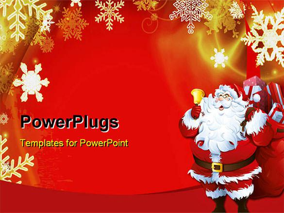 32 Christmas Powerpoint Templates Free Download