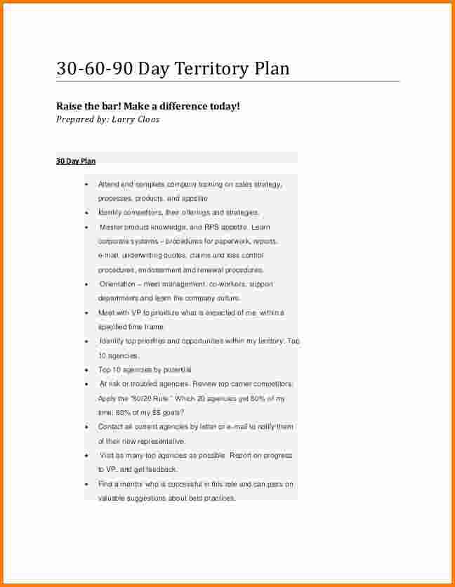 Printable Medical Device 30 60 90 Day Plan Template PDF Format