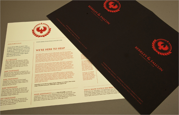 14 law firm brochures free download