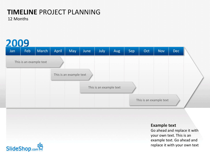 Sample Project Timeline Template2