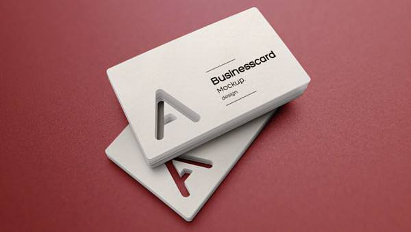 PSD Business Card Template Vol 23