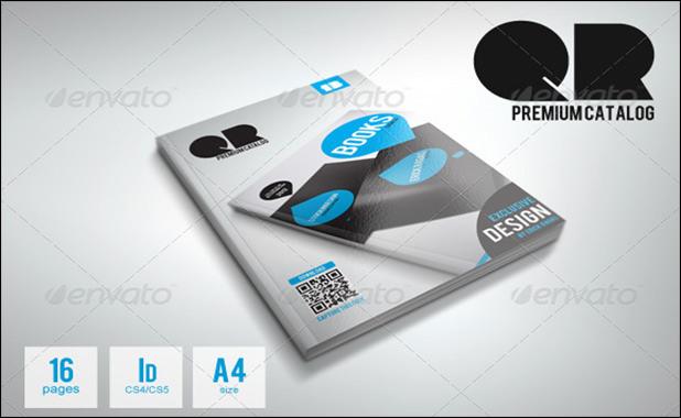 QR Flexible Product Catalog