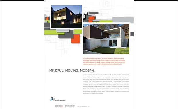 Readymade Design Templates- Architectural Design