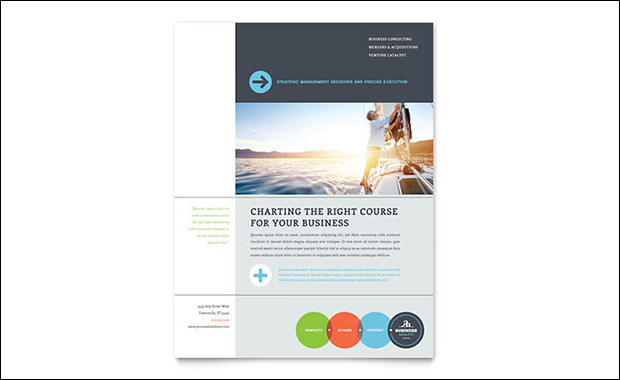 Readymade Design Templates- Business Analyst