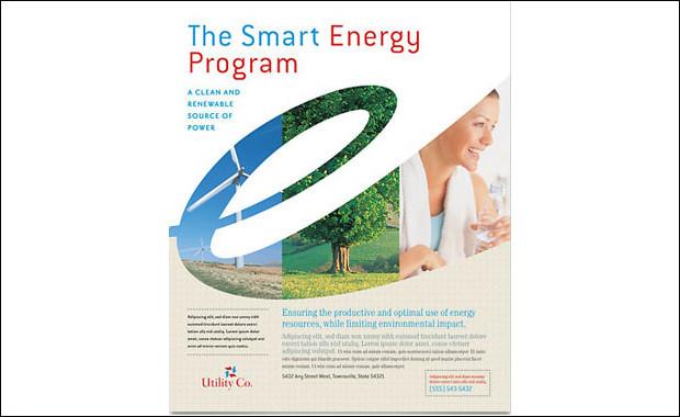 Readymade Design Templates- Utility and Energy Company