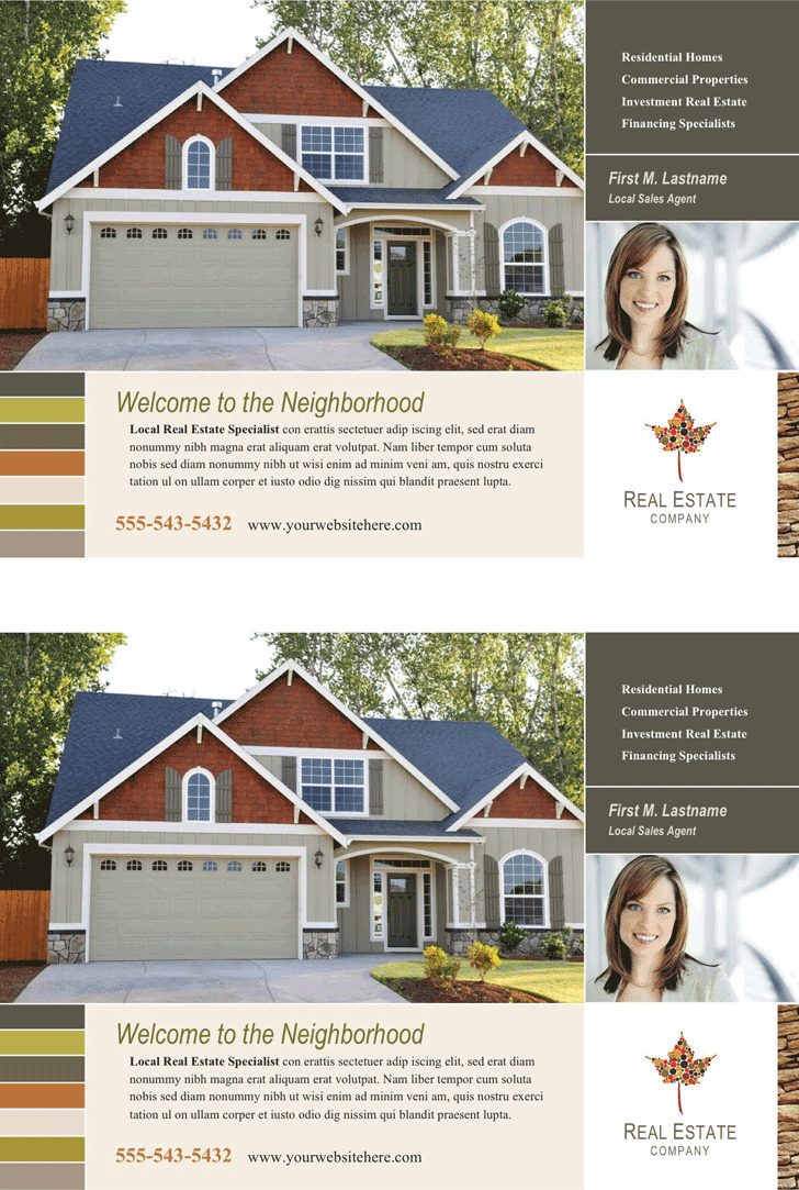 Real Estate Flyer 2