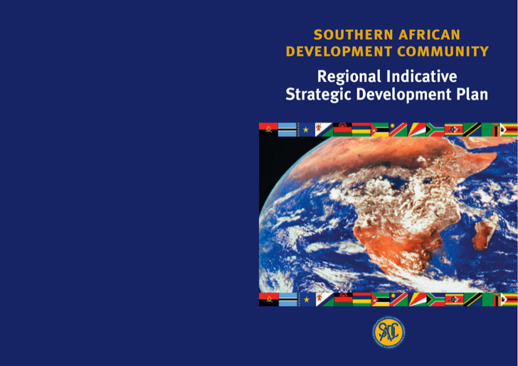 Regional Indicative Strategic Development Plan Example Pdf Free Download