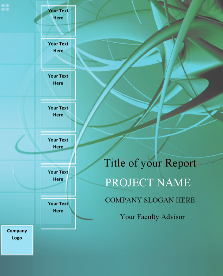 10 cover sheet templates free download