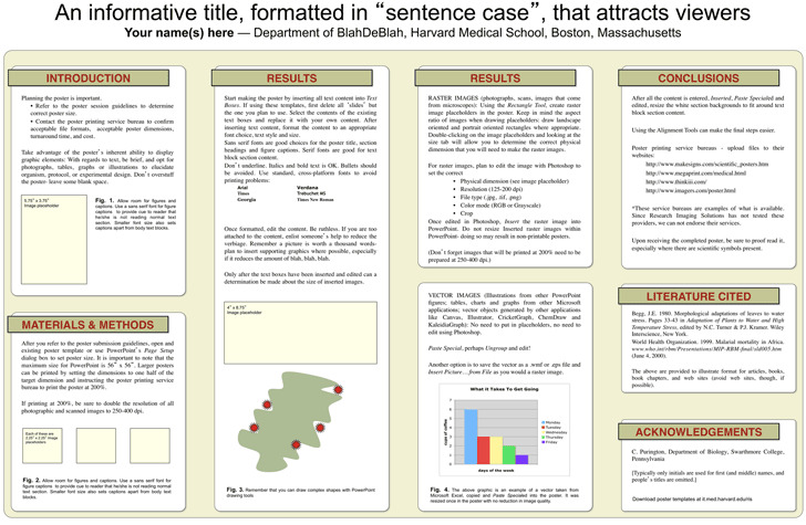 Research Poster Template 2