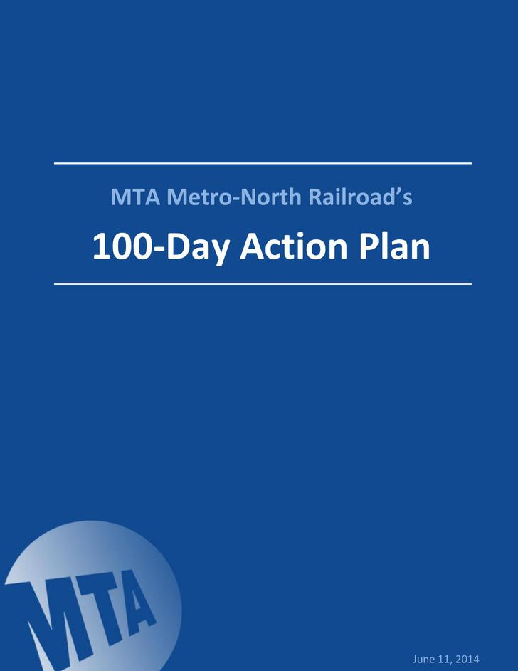 Sample 100 Day Action Plan Template PDF Document