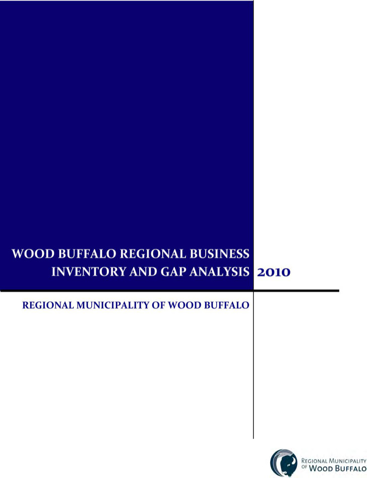 Sample Business Inventory Gap Analysis