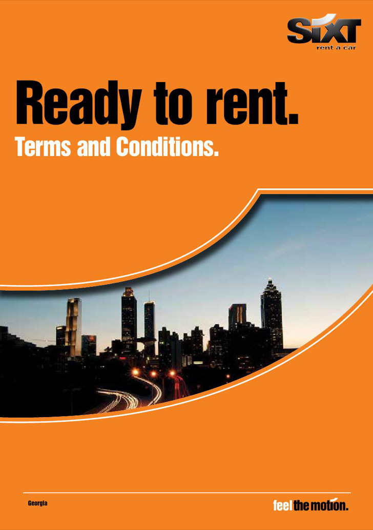 Sample Car Rental Agreement Templat