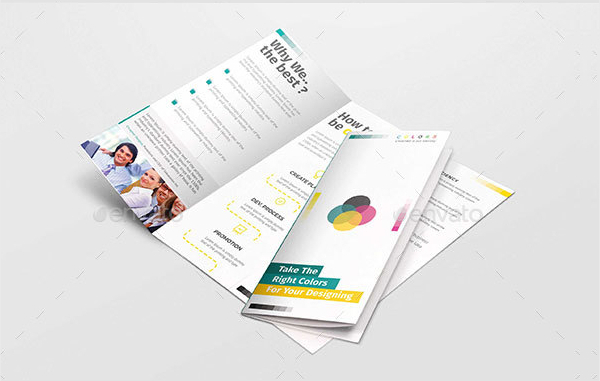 Sample Corporate Brochure Template