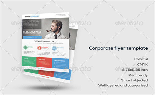 Sample Corporate Flyer