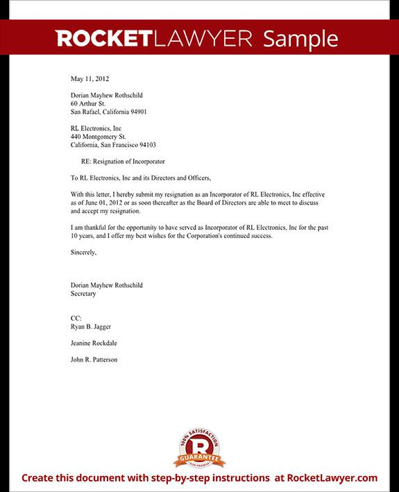 Sample Resignation Cancellation Letter