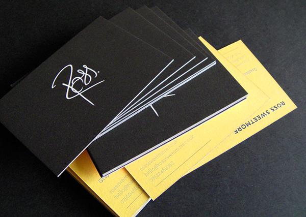 Self Promotion Best Business Card Design