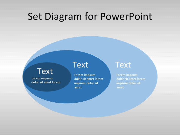 2 Venn Diagram Powerpoint Templates Free Download