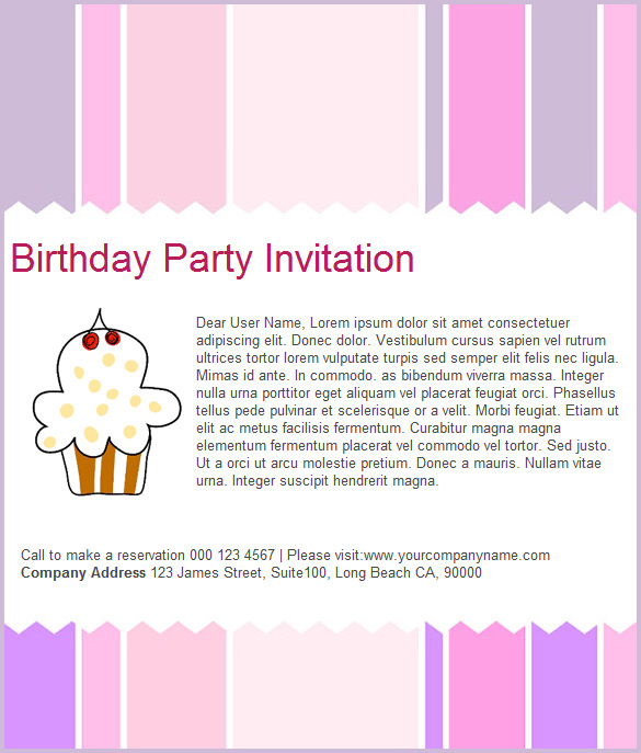 10 Happy Birthday Email Templates Free Download