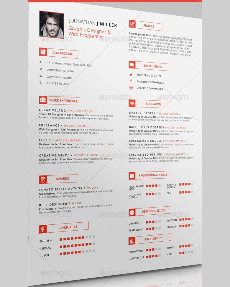 download best resume formats for free tidytemplates