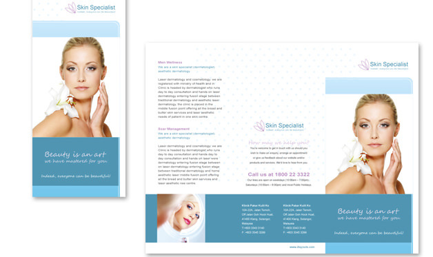 Skin specialist centre
