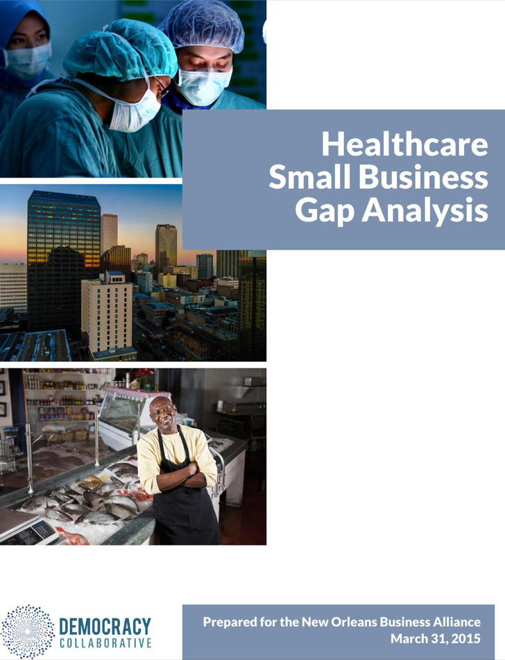 Small Business Gap Analysis Template