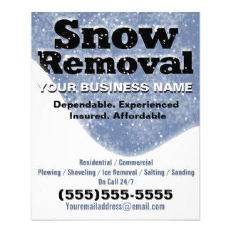 Snow Removal Service Agreement