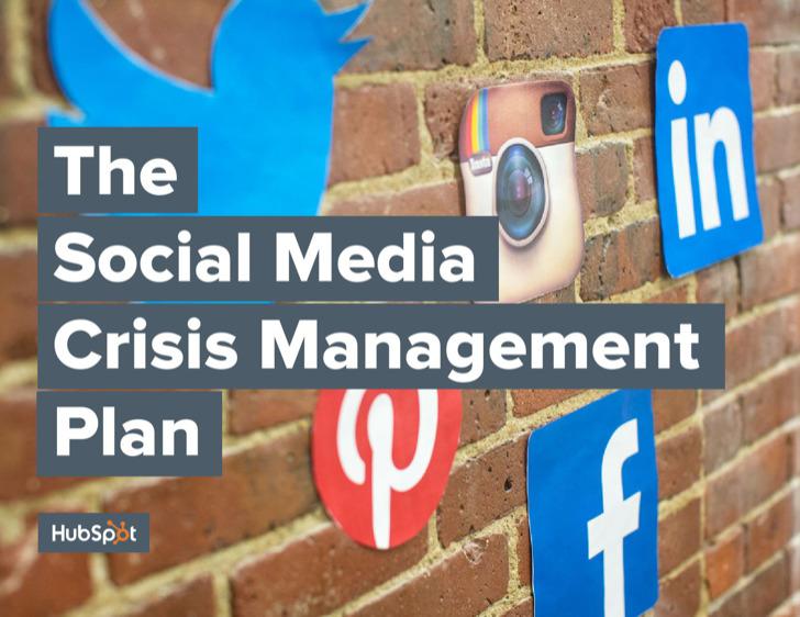 Social Media Crisis Plan Template