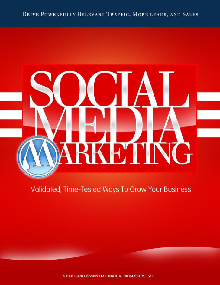 Social Media Marketing Template