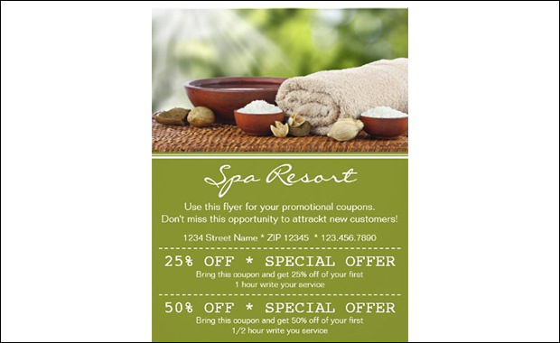 Spa or Beauty Business