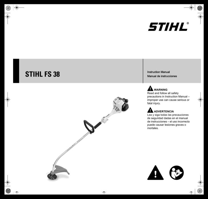 STIHL Owners Manual Sample