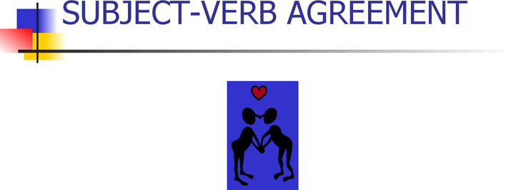 Subject-Verb Agreement ppt 3