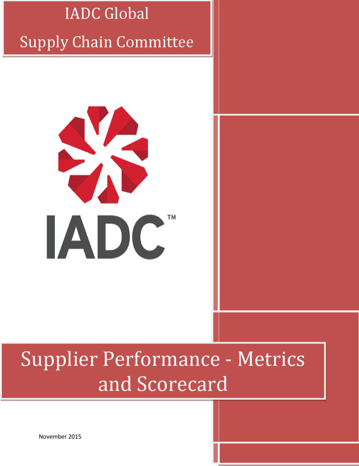 Supplier Performance Metrics And Scorecard
