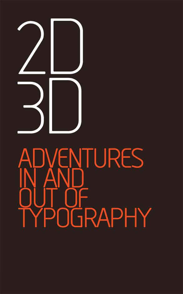 Tadao - Typeface Brochure Design