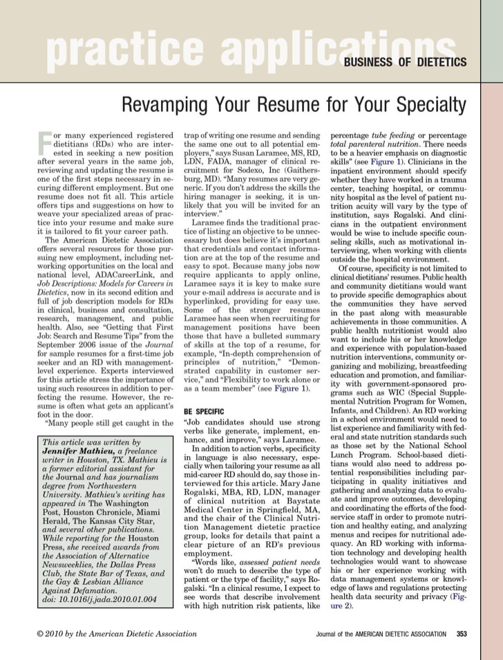 Tailor Seamstress Resume