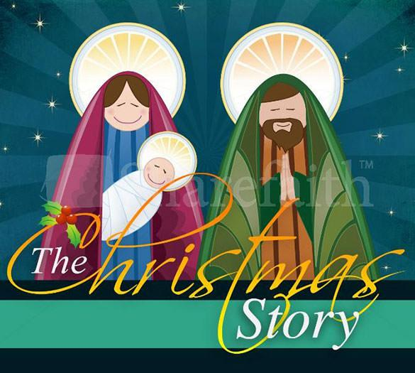 The Christmas Story PowerPoint Slideshow Download