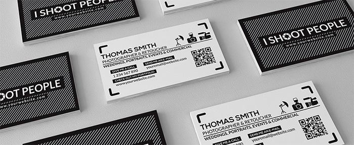 Thomas Smith Photography Card Template