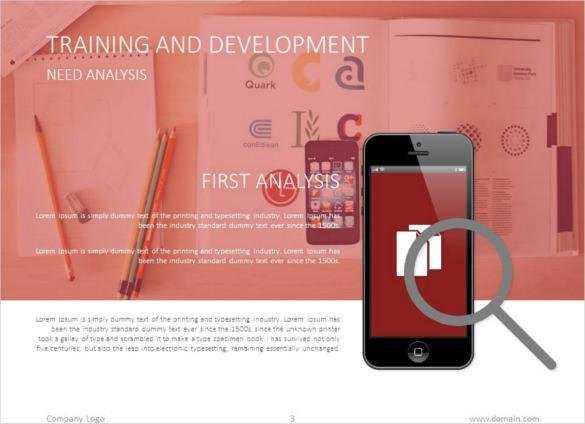 Training and Development Google Slides Template