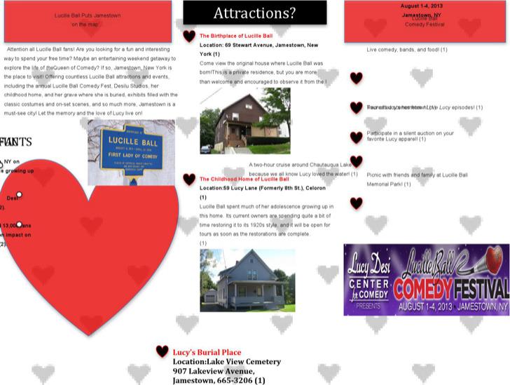 Travel Brochure Free Download