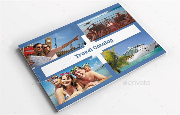 Travel Catalog/Brochure Template