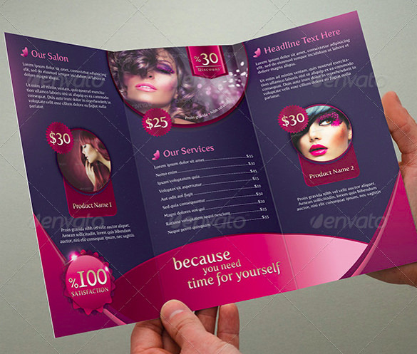Trifold Beauty Saloon