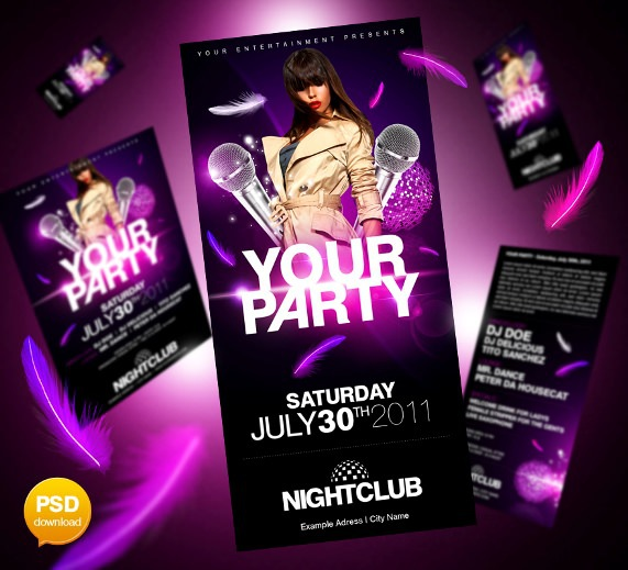 Ultimate Party Flyer