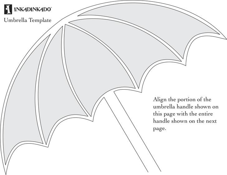 Umbrella Template 1